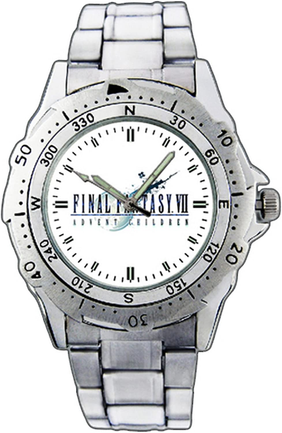Men S Wristwatches Cpe01 1459 Final Fantasy Vii Ff 7 Advent