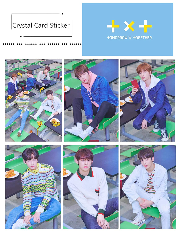 TXT Kpop Merchandise Tomorrow X Together TXT Kpop Photo Sticker 29PCS
