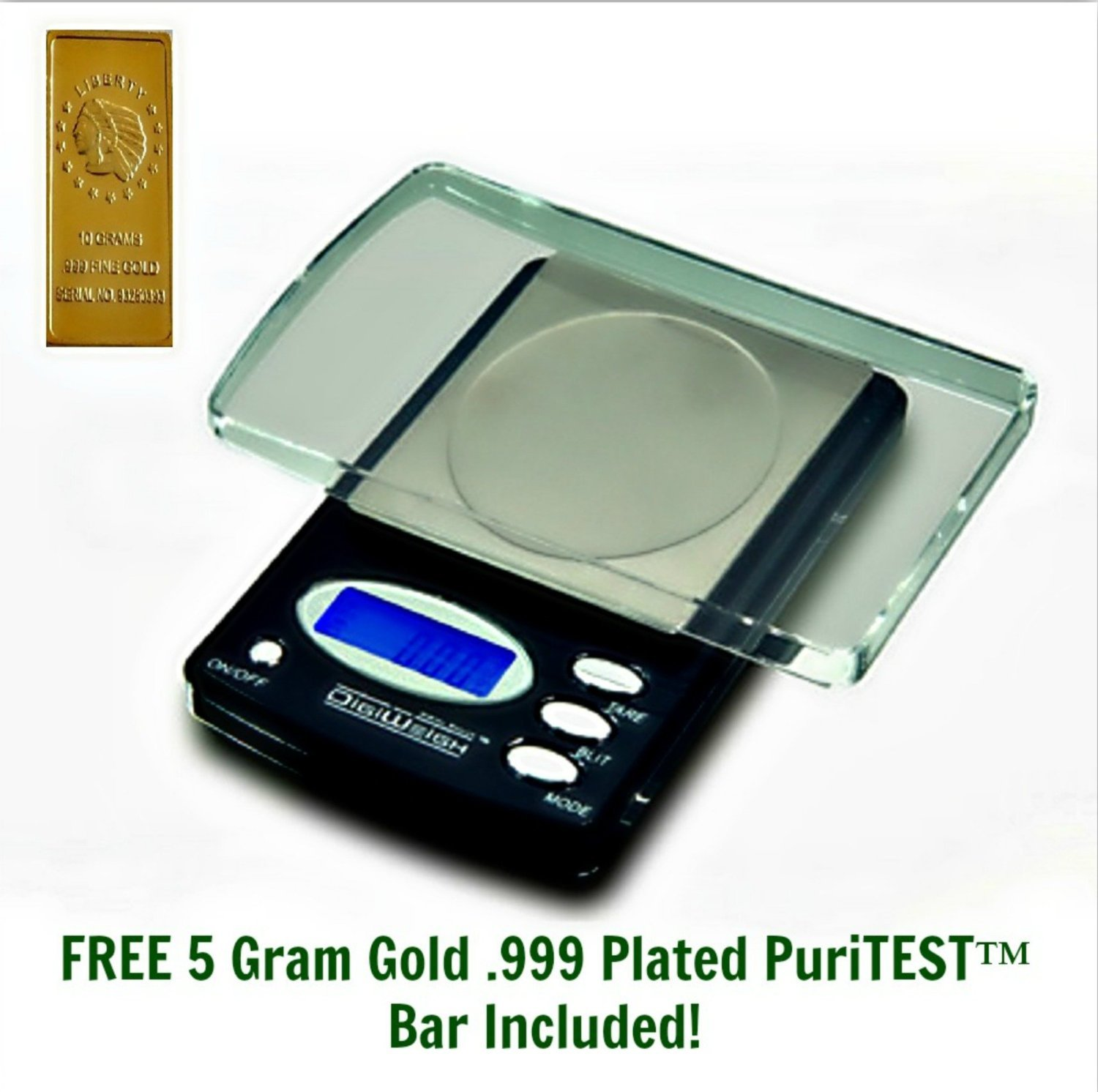 Classroom + Lab Equipment: New 100 x 0.01 Gram ELECTRONIC BALANCE + Calibration Weights! Digital Scale for Lab Chemicals, Lapidary Materials, Specimen & More! Weigh by PuriTEST