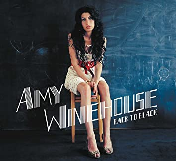 Winehouse Amy Back To Black Music