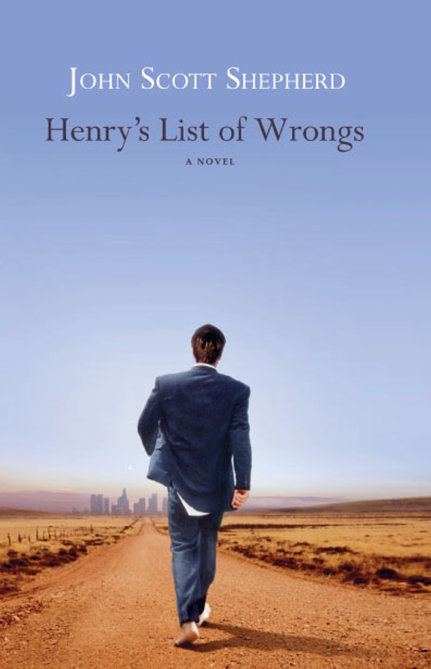 Download Henry's List of Wrongs ebook