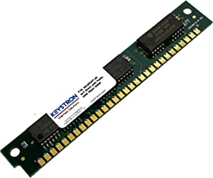 4MB 30pin SIMM RAM Memory with Parity 4x9 60ns for Apple, Macintosh, Musical Sampler, Old PC, Video Controller
