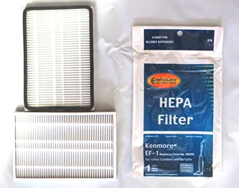 2 kenmore hepa filter #86889: .ca: home & kitchen
