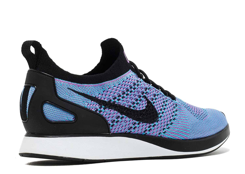 Nike Women's Free Rn Flyknit 2017 Running Shoes B005M0NEXS 8 D(M) US Bright Violet, Chlorine Blue, White, Black