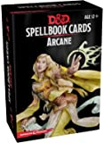 Spellbook Cards - Arcane