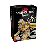 Spellbook Cards - Arcane