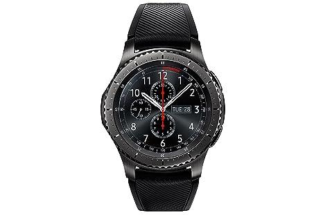 Samsung Gear S3 Classic - Smartwatch Tizen (Pantalla 1.3
