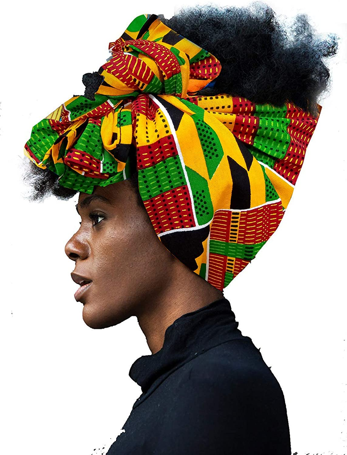 African Head Wrap Extra...