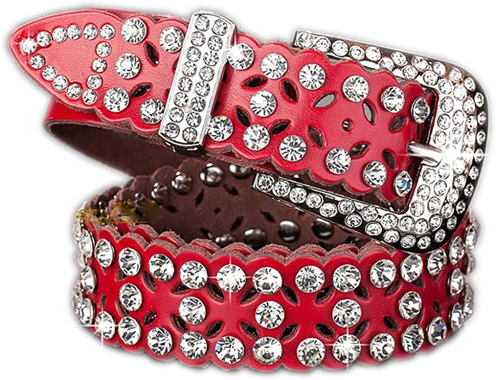 Rhinestone Jeweled Studded...