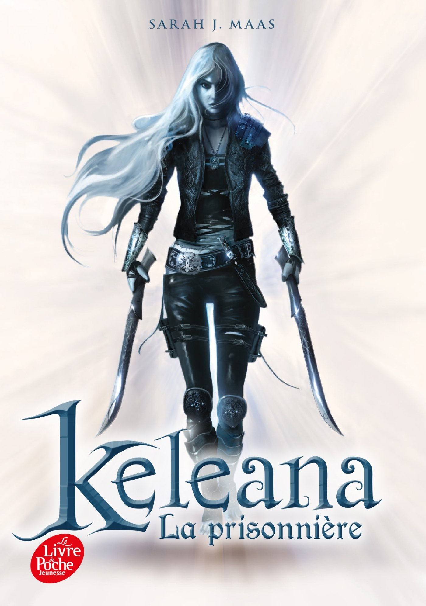 Download Keleana- Tome 1: La prisonnière PDF