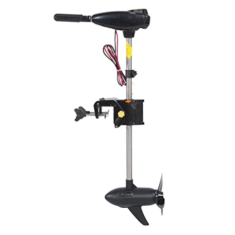 Cloud Mountain Brushless Electric Trolling Motor with Stepless Speed Control