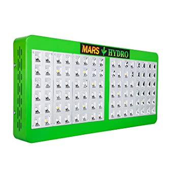 marshydro reflector series led grow light 480W full spectrum