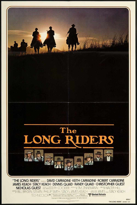 Resultado de imagen de the long riders