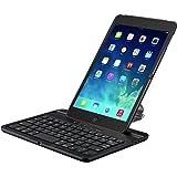 Mpow iPad Mini 4専用 ワイヤレスキーボード bluetoothキーボード iPadカバー 軽量 持ち運び可