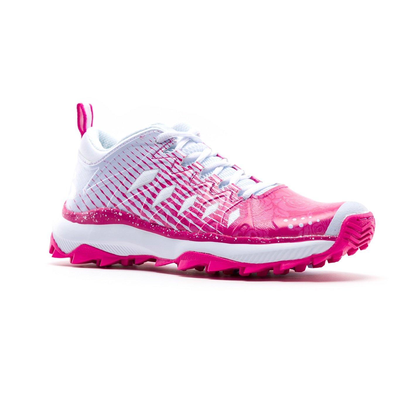 Zapatos de césped del escuadrón femenino Boombah - 19826 rosa 14 ...
