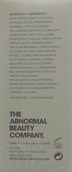 Grow Gorgeous 16679011 - serum para cabello (Unisex, Cabello dañado, Reparación, Fortalecimiento, Water (Aqua), Pentylene Glycol, Butylene Glycol, ...