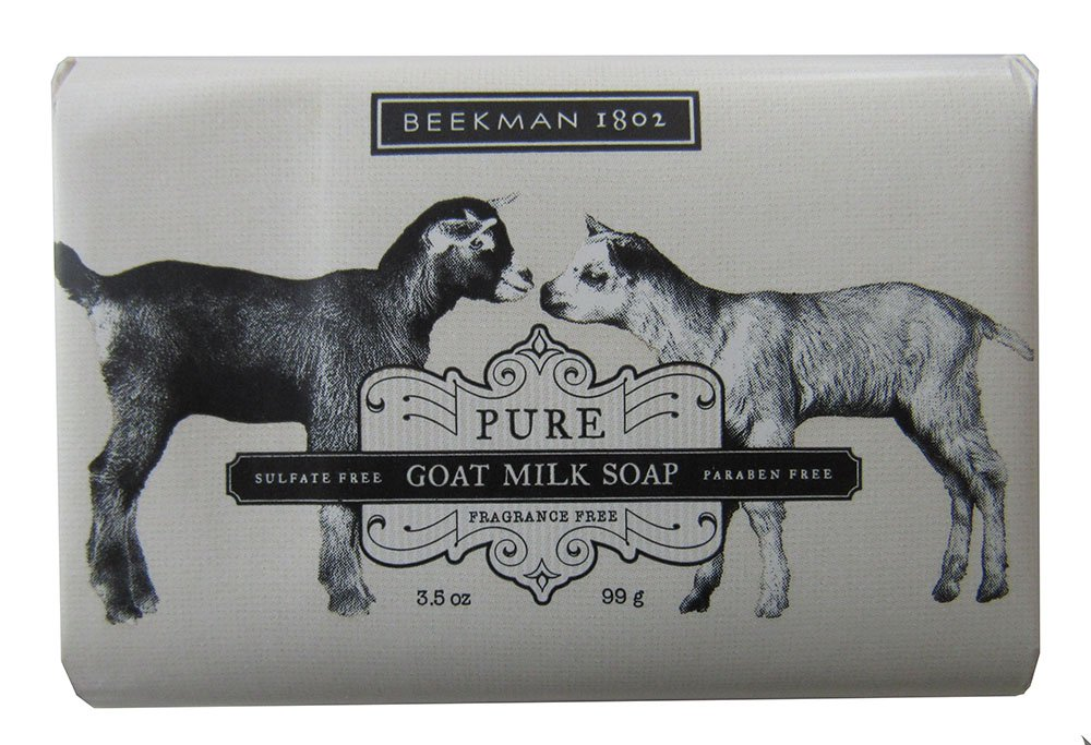 Beekman 1802 Goat Milk Soap 3.5 oz. (Pure Goat Milk)