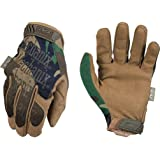 Mechanix Wear - Original Woodland Camo Tactical Gloves (X-Large, Camouflage)
