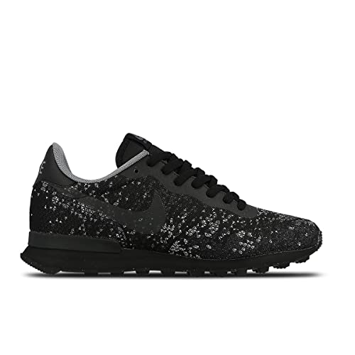 new product 959e0 92a92 Nike Men s Internationalist JCRD QS, Black Black-Dark Grey-Wolf Grey,