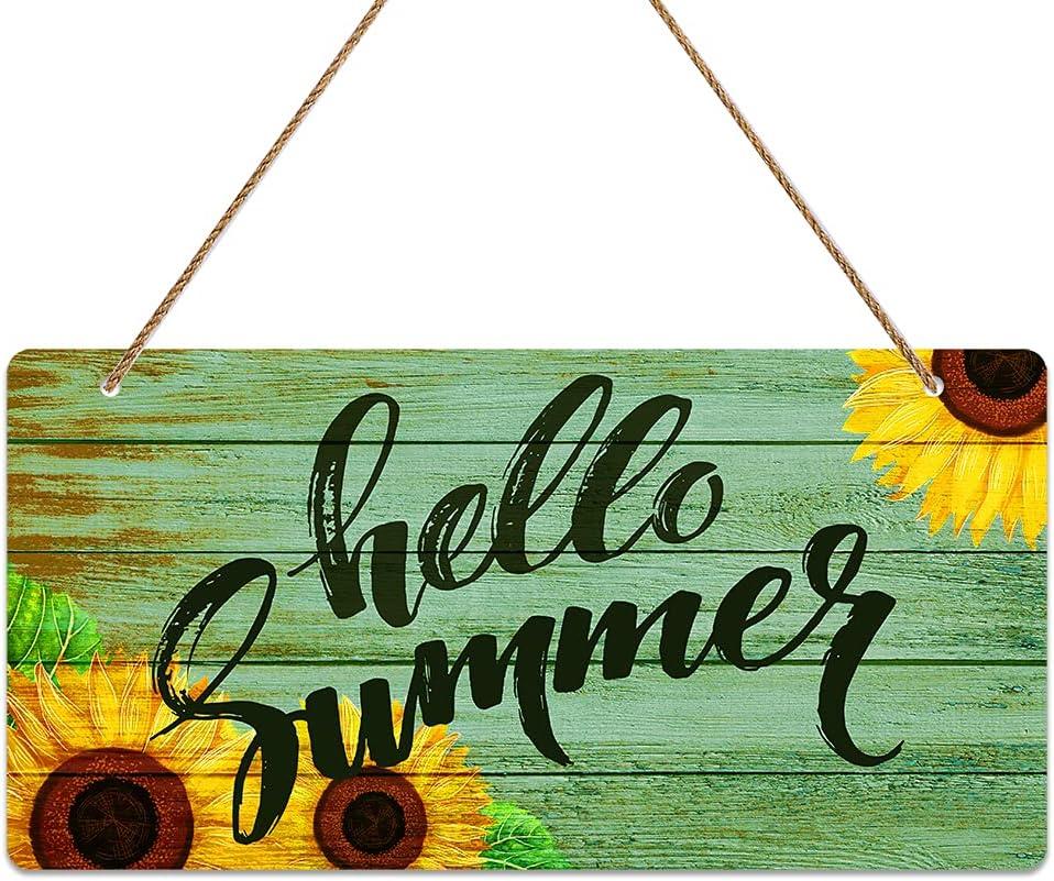 PETCEE Hello Summer Decor,6