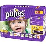 Pufies Baby Art Dry Sweet Treats - 36 Pañales, talla 4, 7-14 kg