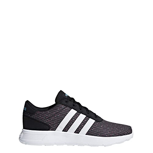 sale retailer 1a5b2 45603 adidas Unisex Adults Lite Racer K Fitness Shoes, Black (NegbásFtwbla