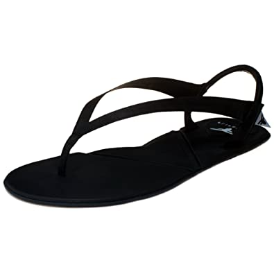 d052b03c2395f Flipsters Foldable Shoes - Black Flip Flops - Medium (UK 6-7)   Amazon.co.uk  Shoes   Bags