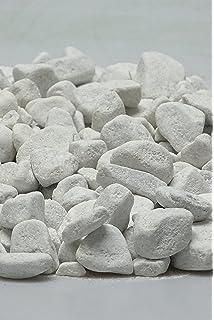 Piedra Decorativa Para Jardin 20 A 40 Mm 15 Kg Color Blanco De - Piedra-decorativa-jardin