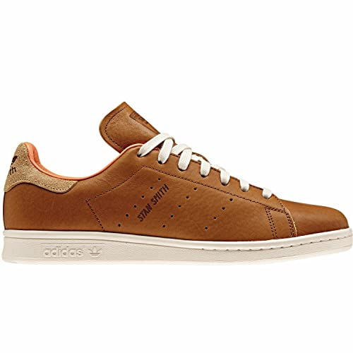newest 56d5e 04eba ADIDAS STAN SMITH SNEAKERS CAMMELLO ARANCIO BIANCO BB0040 - 40-2-3,  CAMMELLO  Amazon.it  Scarpe e borse