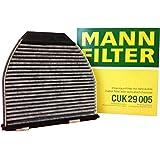 Mann Filter (CUK 29 005) Carbon Activated Cabin Air Filter