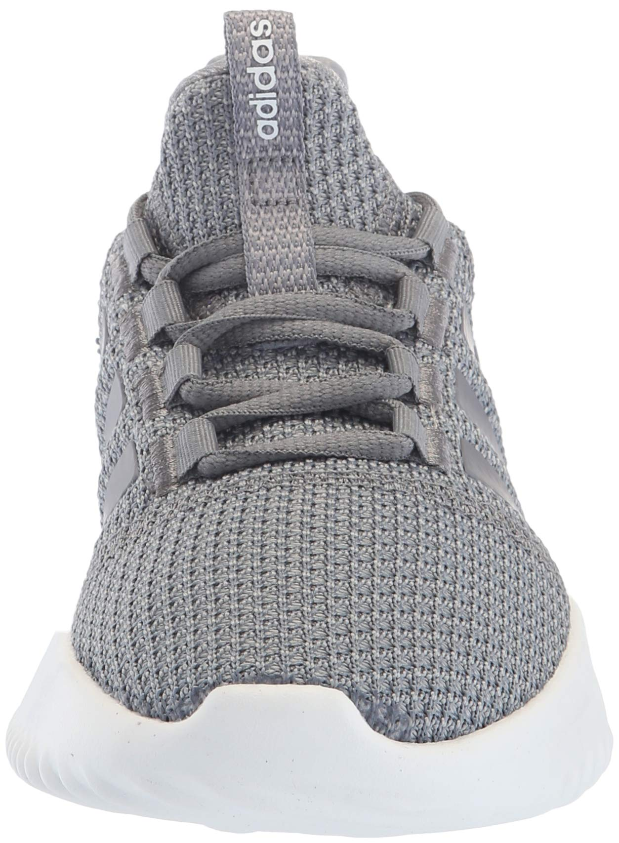adidas Kids' Cloudfoam Ultimate Running Shoe, Light Granite/Grey/Onix, 2.5 M US Little Kid by adidas (Image #2)