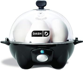 Amazon.com: Cocina rápida para huevos Dash: Olla eléctrica ...