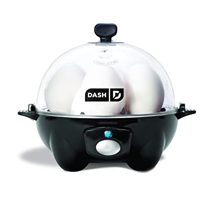 75270a6c860f Dash Rapid Egg Cooker  6 Egg Capacity Electric Egg Cooker for Hard Boiled  Eggs
