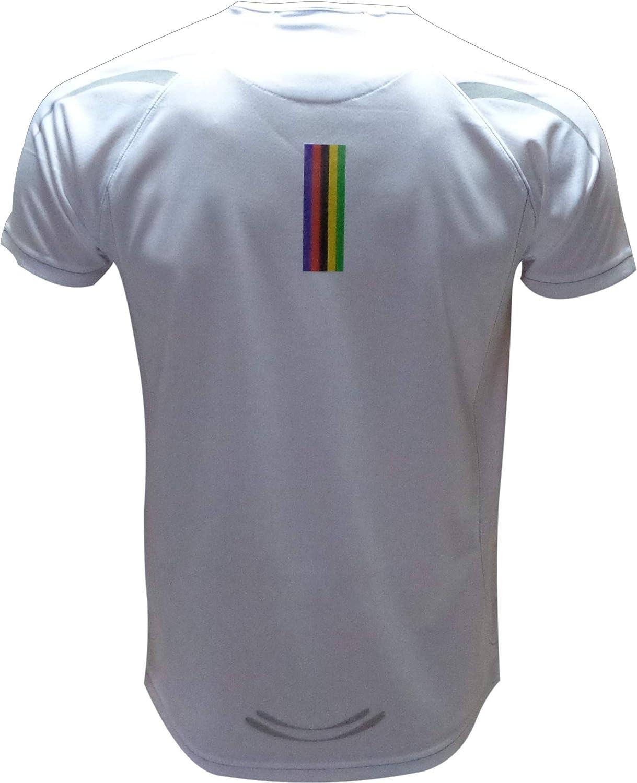 Running T Shirt Atletica Leggera e Spiaggia Sport ekeko Olympic Molto Traspirante e Leggero /Olympic Running Shirt Laufen Shirt per la Corsa Olym pisch Running/