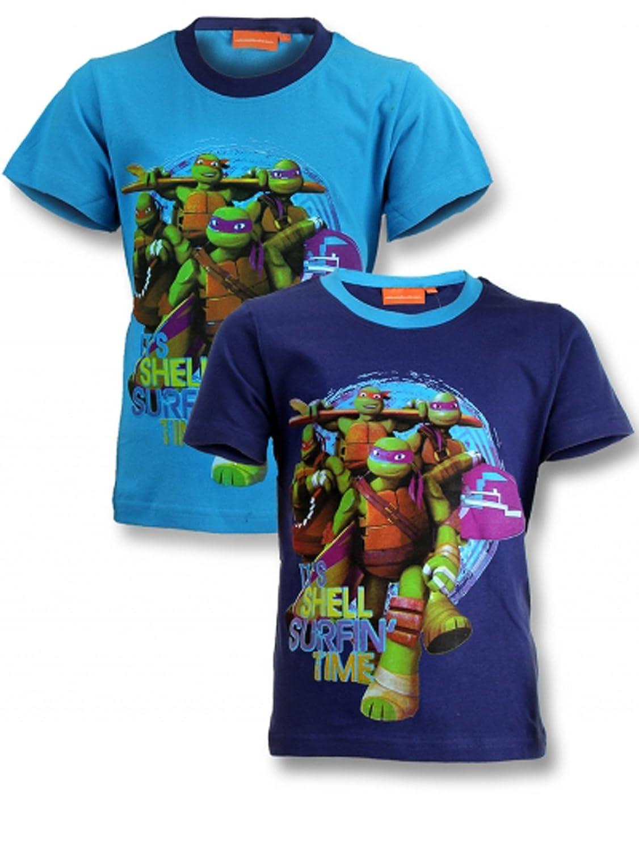 Camiseta Tortugas Ninja Shell surtido: Amazon.es: Juguetes y ...