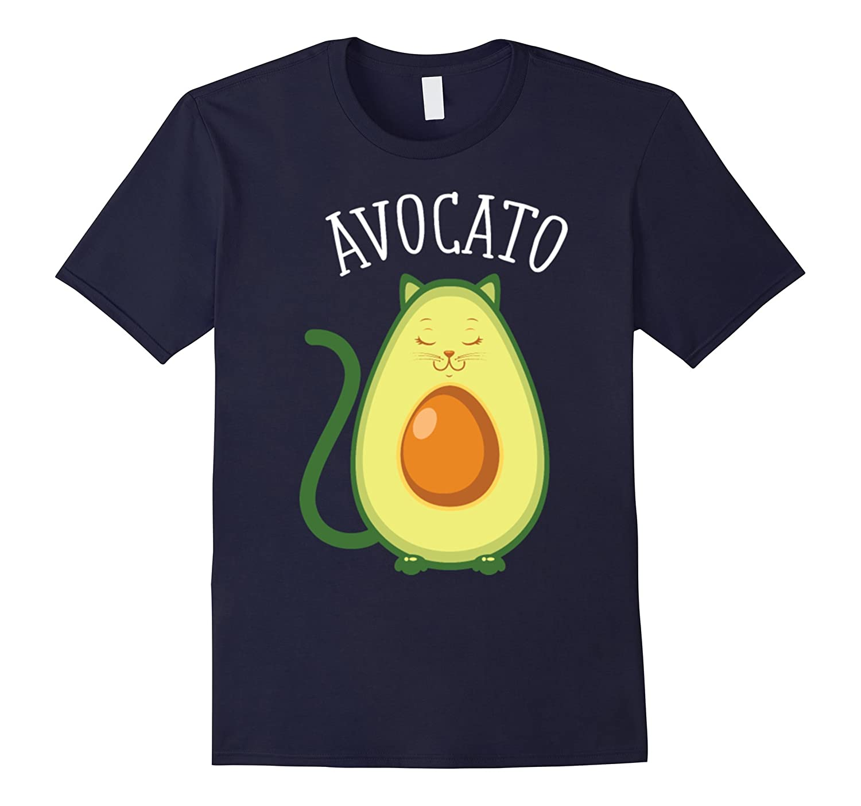 Funny Cat Avocado Lovers Avocato Cute Gifts T-Shirts