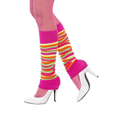 Smiffy's Unisex Adult Leg warmers: Toys & Games