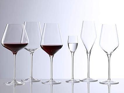 fcae9ef1cd6 Buy Stölzle Lausitz Bordeaux Red Wine Goblets Quatrophil 644 Ml On ...