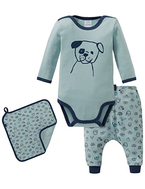 Schiesser Cool Dogs Baby Set Jungs Conjunto de Ropa Interior ...