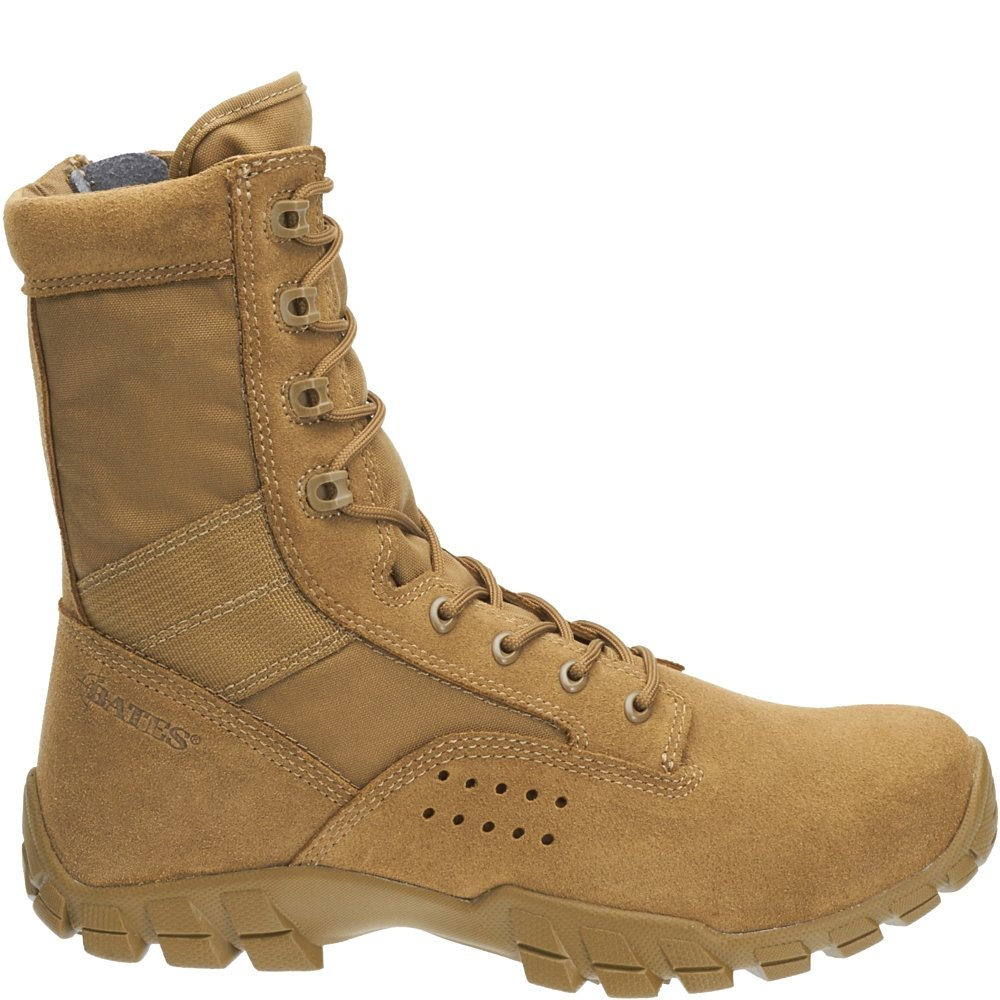 Bates Men's Cobra Hot Weather Side Zip Military and Tactical Boot E22681