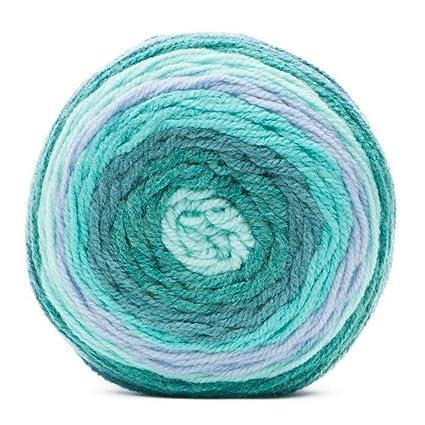 Caron Cakes Self Striping Yarn 383 yd/350 m 7 1 oz/200 g (Blueberry  Shortcake)