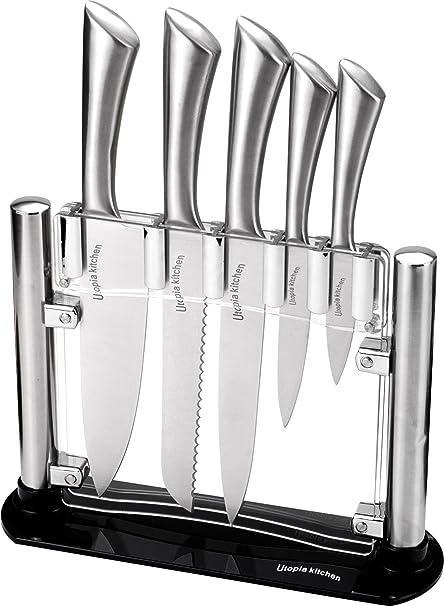 Amazon Com Utopia Kitchen Premium Class Stainless Steel Kitchen