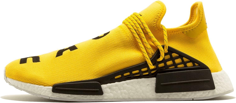 tecnicas modernas Productos envío directo Amazon.com | adidas Pw Human Race NMD 'Human Race' - Bb0619 - Size 10  Yellow, Black | Athletic