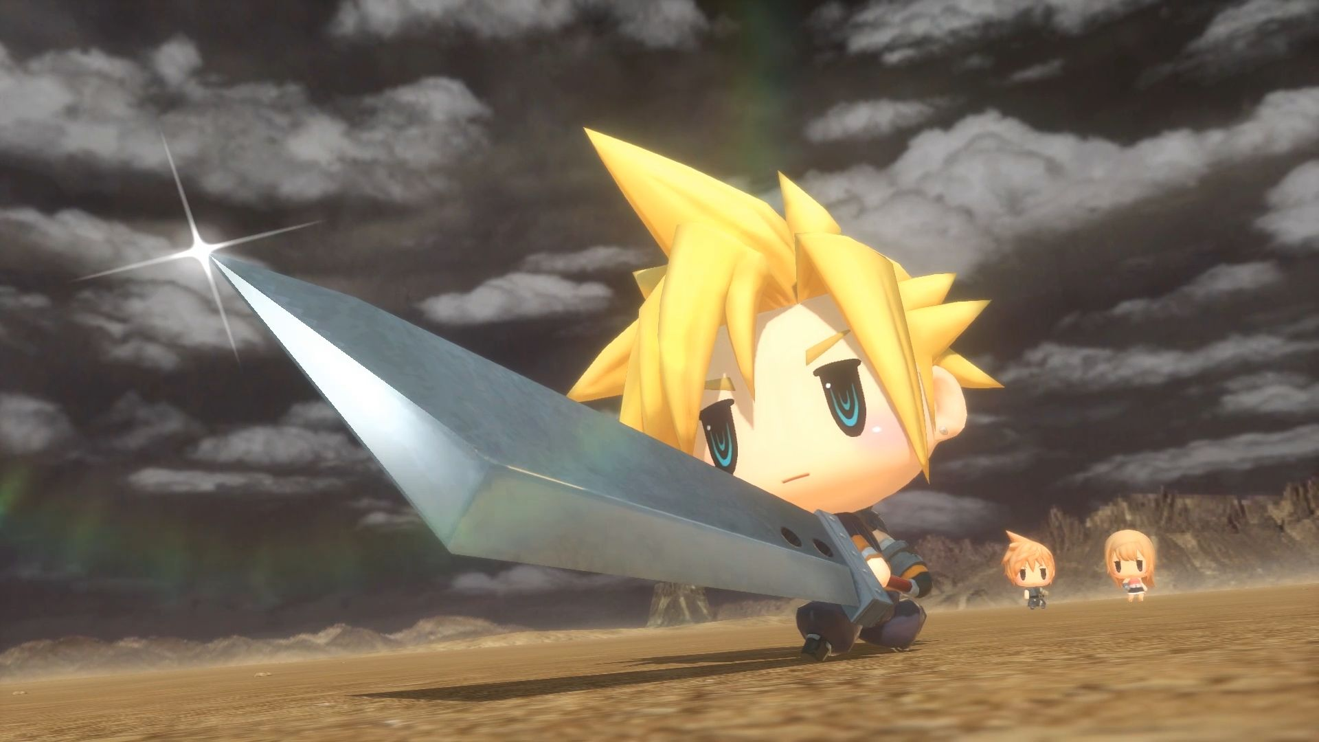 World Of Final Fantasy Code Jeu Pc Steam Amazon Fr Jeux Video