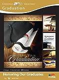 Honoring Our Graduates - Graduation Greeting Cards - KJV Scripture - (Box of 12)