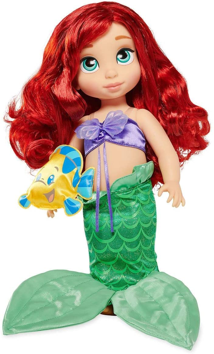 Disney Animators' Collection Ariel Doll - The Little Mermaid - 16 Inch