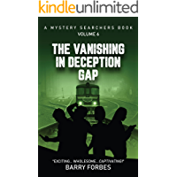 The Vanishing in Deception Gap: A Mystery Searchers Book