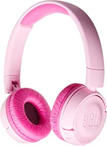 JBL JR 300BT - On-Ear Wireless Headphones for Kids - Pink