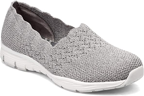 Skechers Women's Seager-Stat Loafer