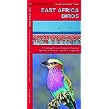 East Africa Birds: A Folding Pocket Guide to Familiar Species in Kenya, Tanzania & Uganda (A Pocket Naturalist Guide)